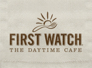 First Watch: The Daytime Cafe