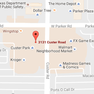 Custer Park Shopping Center